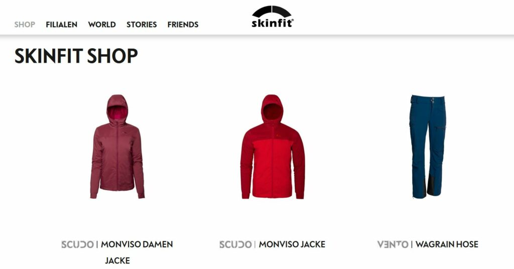 Skinfit Onlineshop 9020 Klagenfurt am Wörthersee, Wintersport, Winterfitness, Wintersportmode, Winterjacke, Winterhose, Outdoorkleidung, Winterkleidung